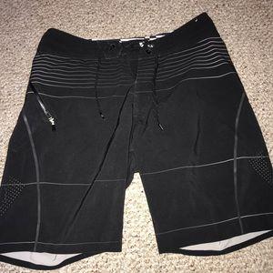 boys volcom swim shorts